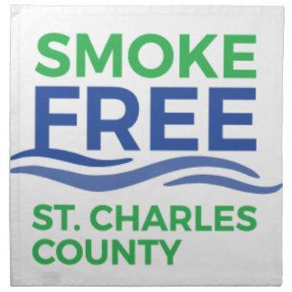 Vrije STC van de rook Producten Servet