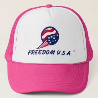 Vrijheid de V.S. Trucker Pet