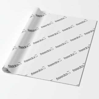 Vrijheid Inpakpapier