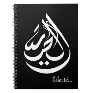 Vrijheid… Notitieboek