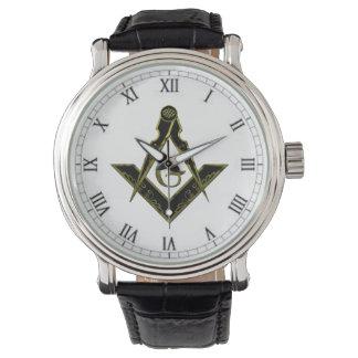 Vrijmetselaars- Horloge