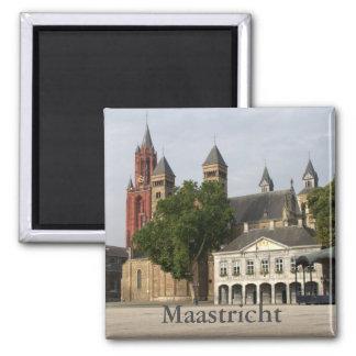 Vrijthof, Maastricht Vierkante Magneet