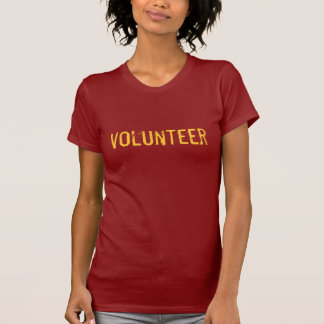 Vrijwilliger - T-shirt