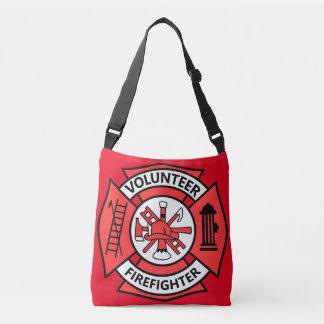 Vrijwilligers Brandbestrijder Crossbody Tas