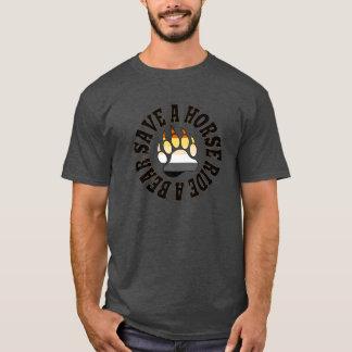 Vrolijk draag de Kleuren van de Trots sparen een T Shirt