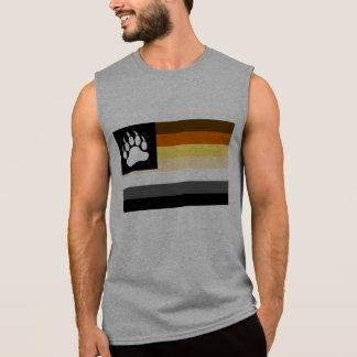 Vrolijk draag de Vlag van de Trots dragen Poot T Shirt