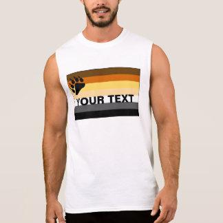 Vrolijk draag Klantgerichte de Vlag van de Trots T Shirt
