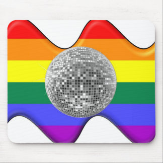 Vrolijke Disco Muismat