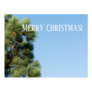 Vrolijke Kerstmis Briefkaart