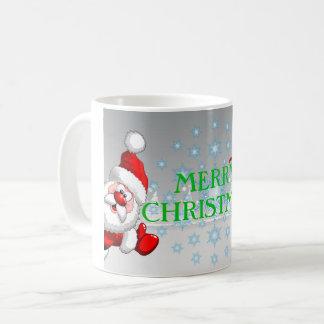 Vrolijke Kerstmis de Klassieke Mok van 11 oz