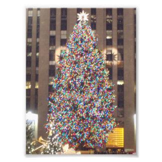 Vrolijke Kerstmis Fotoprints
