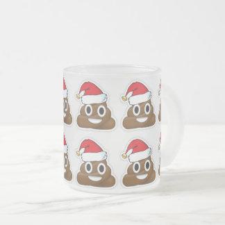 Vrolijke Kerstmis Matglas Koffiemok