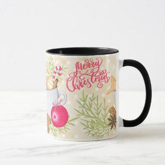 Vrolijke Kerstmis Mok