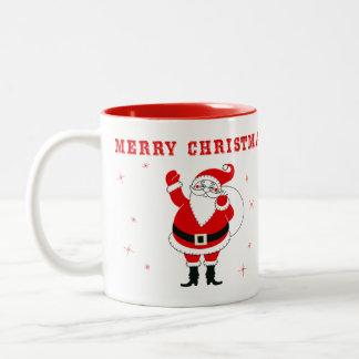 Vrolijke Kerstmis & Mok Krampus