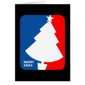 Vrolijke Kerstmis Wenskaart