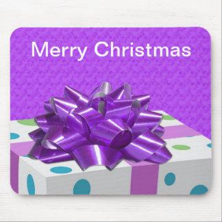 Vrolijke Klantgerichte Kerstmis Muismat
