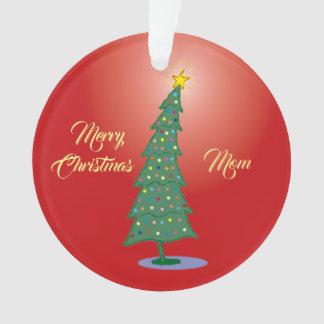 Vrolijke Oh! Kerstboom Ornament