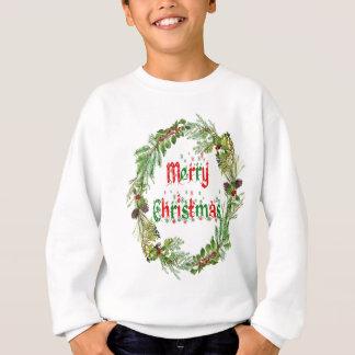 Vrolijke rood & groene Kerstmis Trui