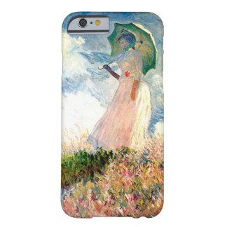 """""""Vrouw met de Promenade Monet van de Parasol """" Barely There iPhone 6 Hoesje"""