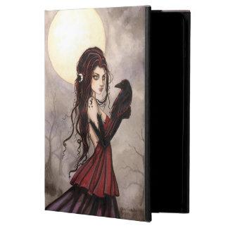 Vrouw met het Mystieke Art. van de Fee van de iPad Air Hoesje