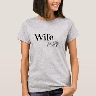 Vrouw voor de T-shirt van de Vrouwen van het Leven