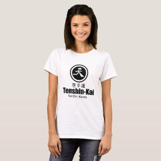 (Vrouwen) de T-shirt van het logo tenshin-Kai