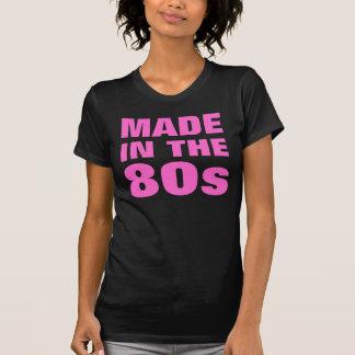 Vrouwen die in de jaren '80 worden gemaakt t shirt