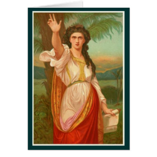 Vrouwen in de Bijbel - Deborah Kaart
