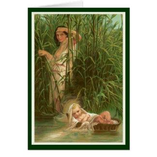 Vrouwen in de Bijbel - Miriam & Haar Broer Mozes Kaart