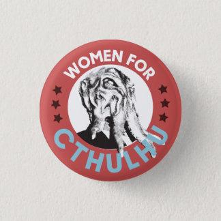 Vrouwen voor Cthulhu Ronde Button 3,2 Cm