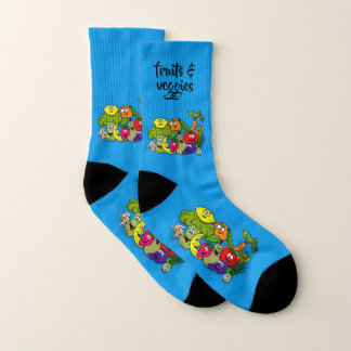 vruchten & veggies - sokken