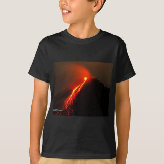 Vulkaan zoals LIEFDE in mijn Hart T Shirt