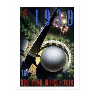 """""""Vuurwerk"""" - NY van 1939 het Eerlijke Briefkaart"""
