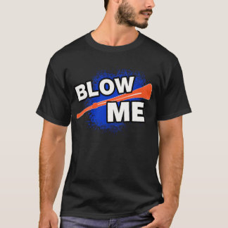 Vuvuzela blaast me het Overhemd van het Voetbal T Shirt