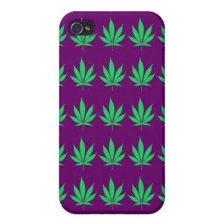 W15 Blad I Telefoon 4 van de Pot Hoesje iPhone 4/4S Case
