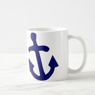 W Anker Koffiemok