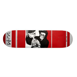 W.M. Het Dek van het skateboard - de