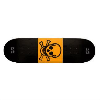W.M. Het Dek van het skateboard - de Uitgave van