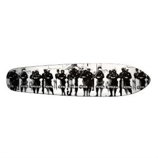 W.M. Het Dek van het Skateboard van Longboard -