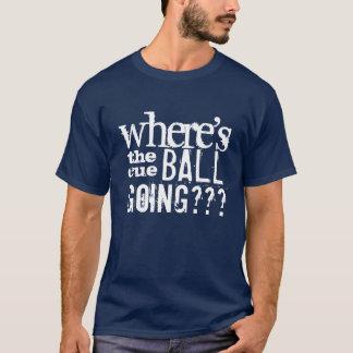 """""""Waar de t-shirt van de Snooker van de"""