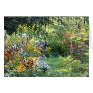 Waar Drie Tuinen samenkomen Briefkaarten 0