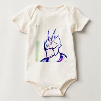 Waar ik me door Helderheid bevind Baby Shirt