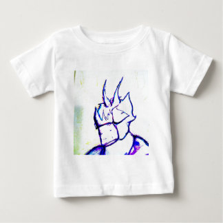 Waar ik me door Helderheid bevind Baby T Shirts