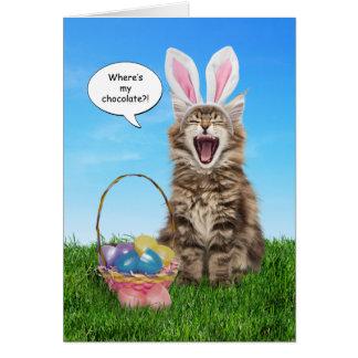 Waar is Mijn Chocolade? De Kaart van Pasen