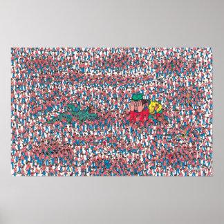 Waar Waldo   Land van Waldos is Poster