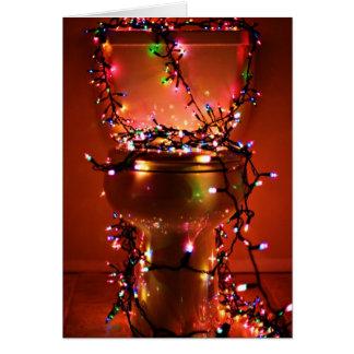 Waardeloos Vakantie/Kerstmis Kaart