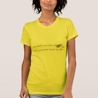 Waarom u geen gom…. koopt t shirt