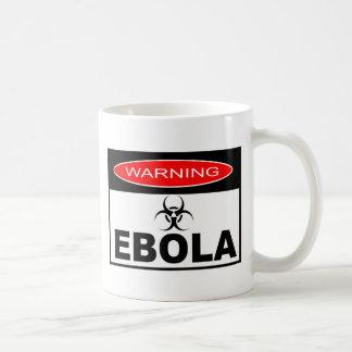 WAARSCHUWING EBOLA KOFFIEMOK