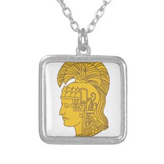 WAC Athena Zilver Vergulden Ketting