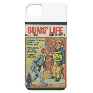 Wacky pakket van Lilfe van de bedelaar Barely There iPhone 5 Hoesje